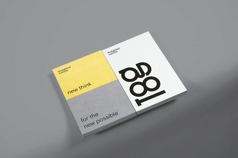 Think designed by Blok