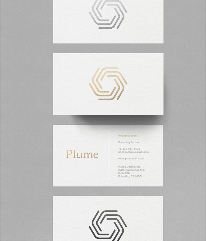 Plume designed by Character