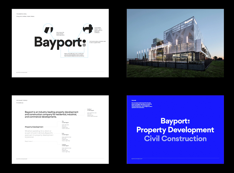 Bayport designed by A Friend of Mine