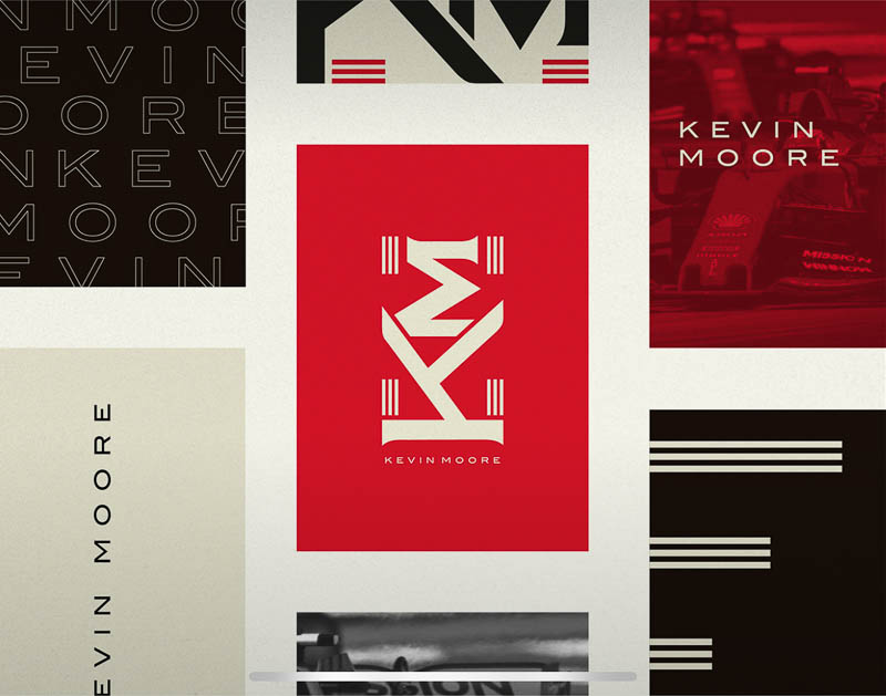 Kevin Moore designed by Anagrama