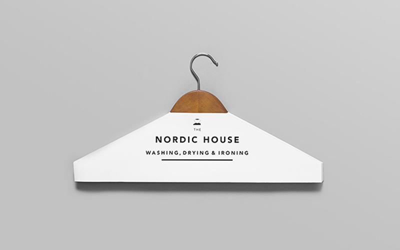 Nordic House designed by Anagrama