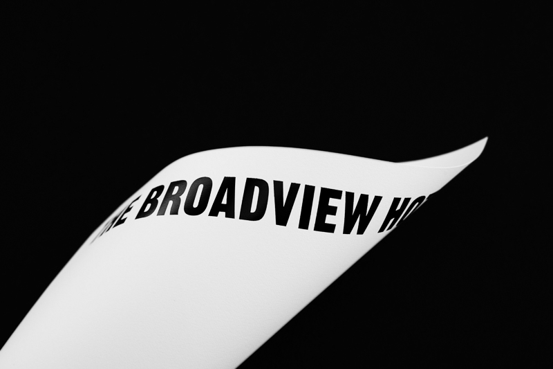 The Broadview Hotel designed by Blok
