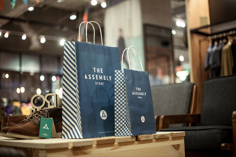 Assembly Store designed by Bravo