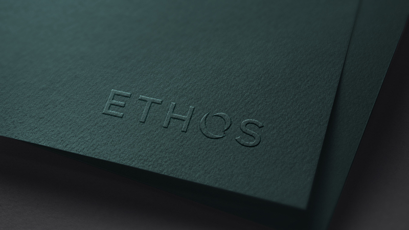 Ethos designed by Character