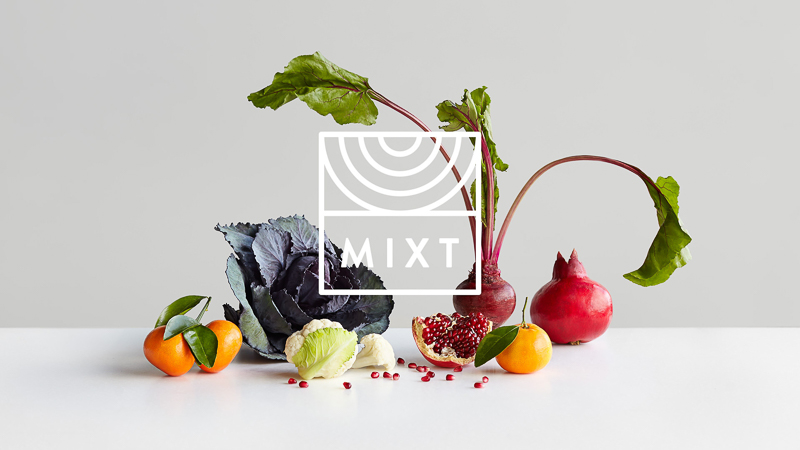 Mixt designed by Character
