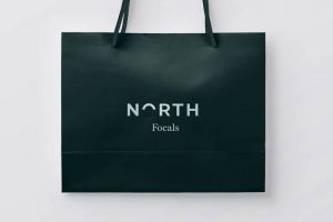 North designed by Character