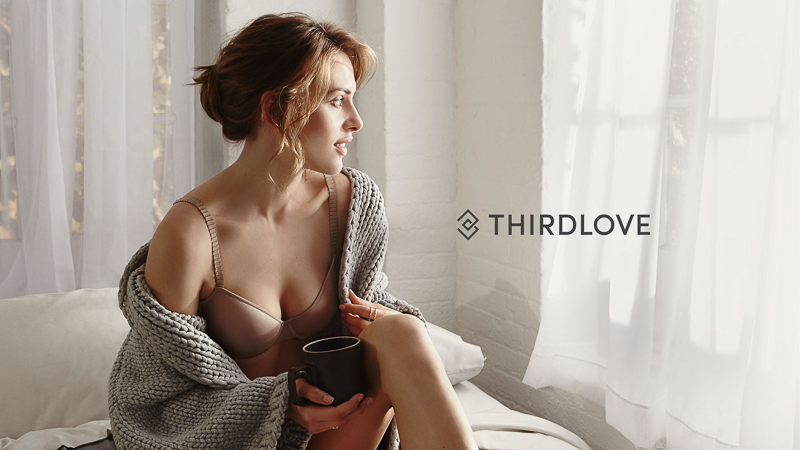 Third Love designed by Character