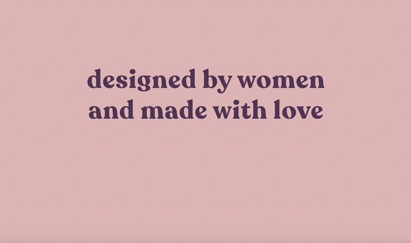 Womanhood designed by Claire Hartley