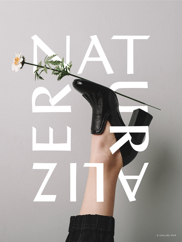 Naturalizer designed by Collins
