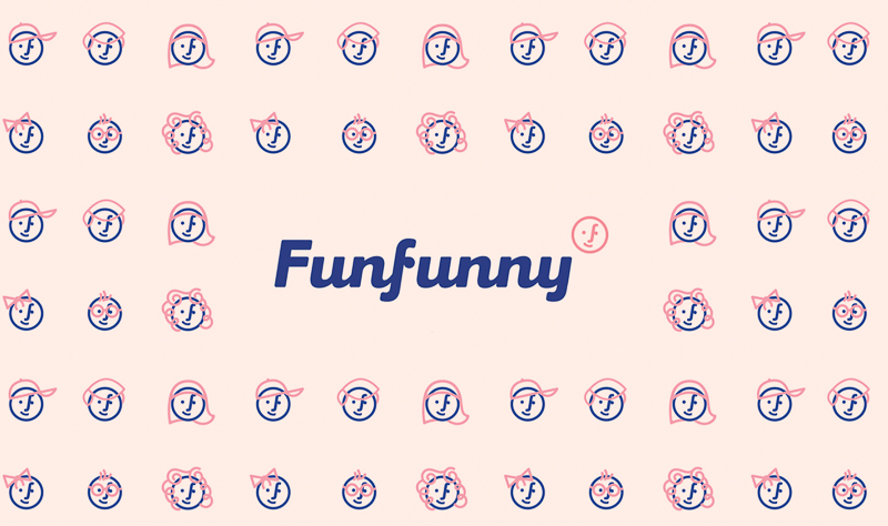 FunFunny designed by Gillian Gnomes