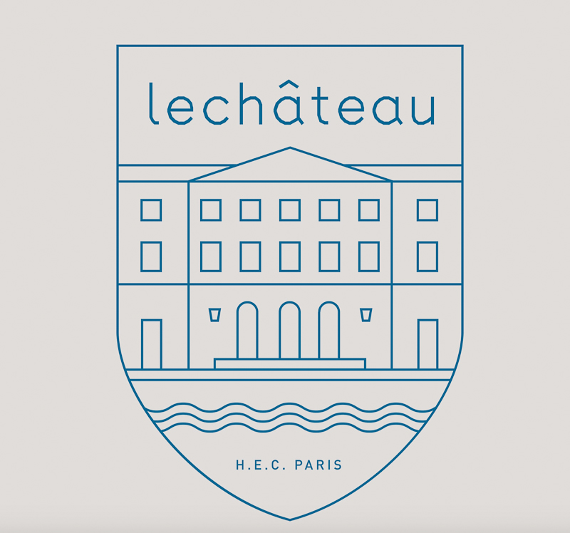Le Chateau designed by Grabuge