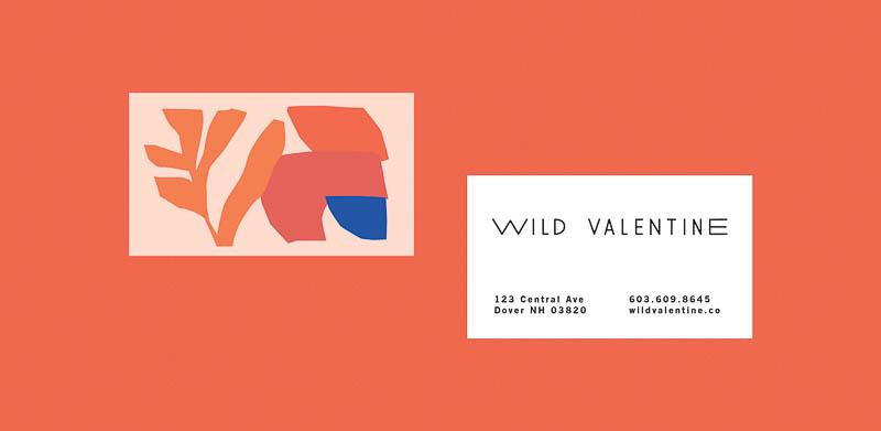 Wild Valentine designed by HAM