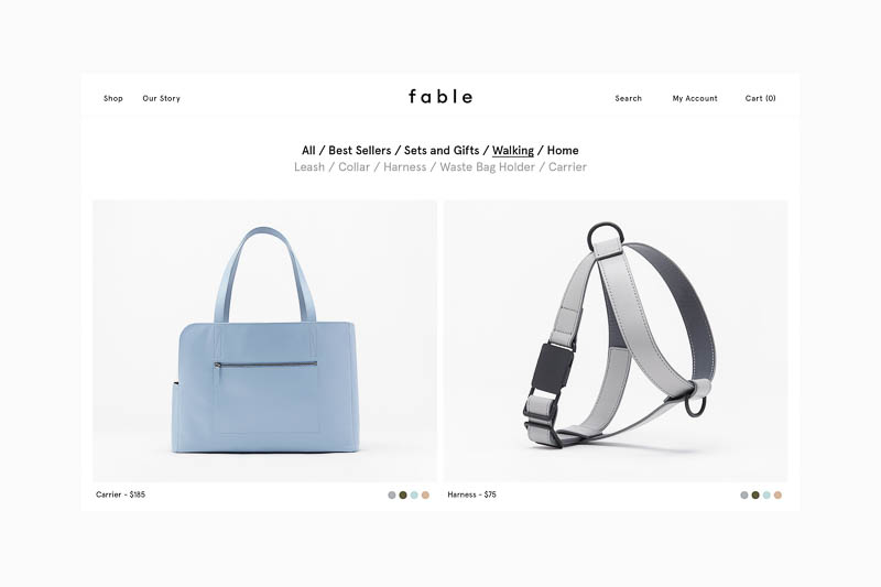 Fable designed by HighTide
