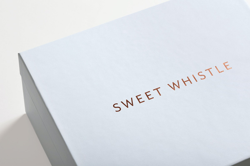Sweet Whistle designed by High Tide