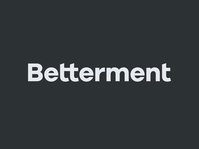 Betterment designed by Red Antler