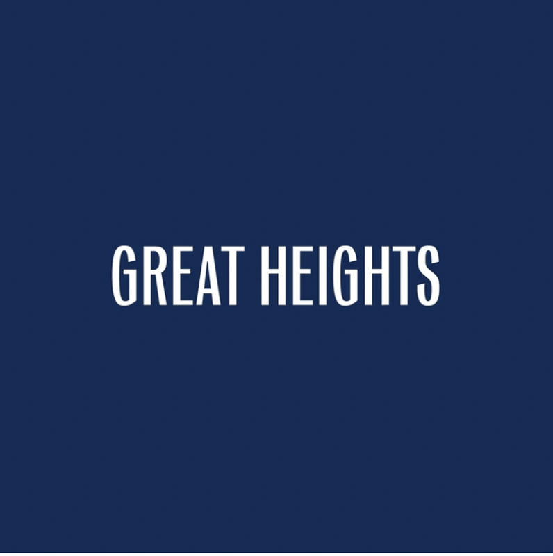 Great Heights designed by Red Antler