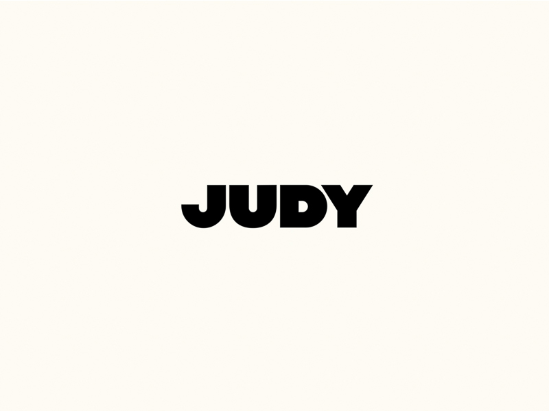 Judy designed by Red Antler