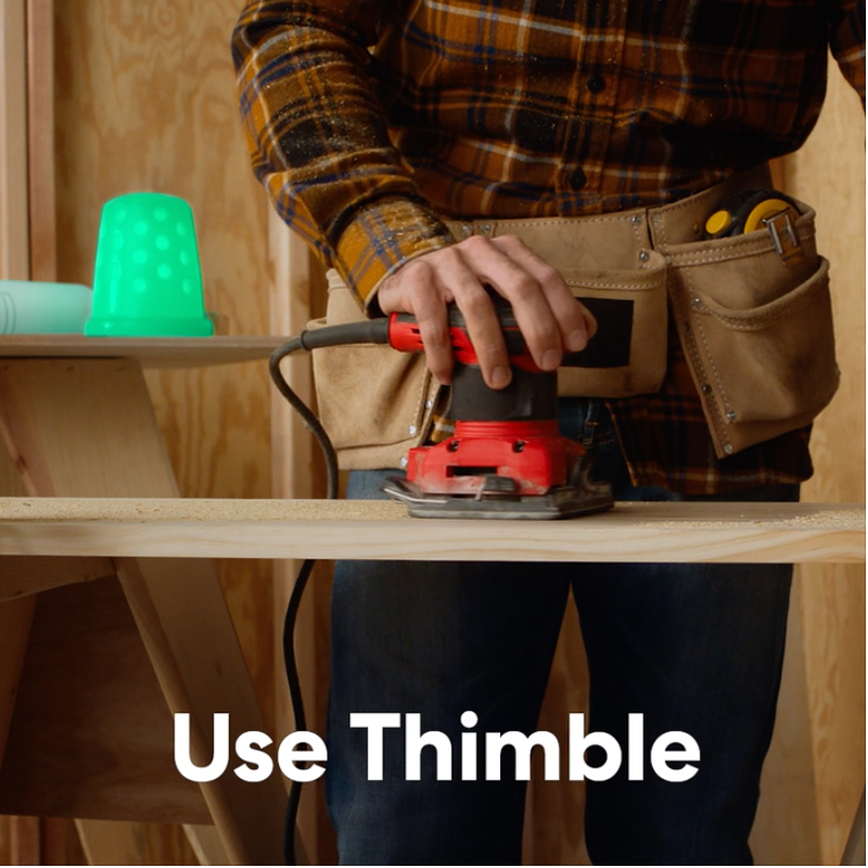 Thimble designed by Red Antler